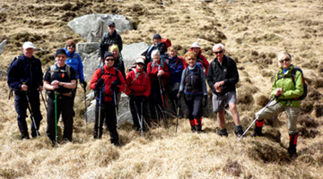 Mourne Ramblers in Co. Donegal